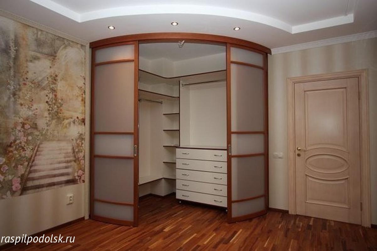 Угловая гардеробная (49 фото): гардероб в прихожей, угловые .